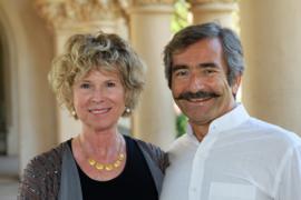 Michele Hebert and Mehrad Nazari